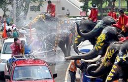 Thái Lan: Lễ hội té nước Songkran