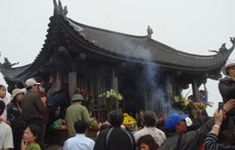 Sức mạnh lòng dân nhìn từ lễ hội Yên Tử