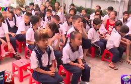 TP.HCM: Lễ khai giảng đặc biệt của những trẻ em nghèo