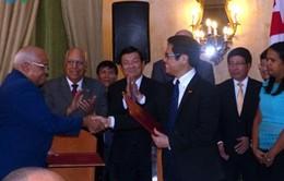 Chủ tịch nước tham dự Diễn đàn doanh nghiệp Cuba - Việt Nam