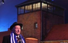 70 năm ngày giải phóng trại tập trung Auschwitz