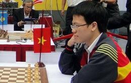 Lê Quang Liêm khởi đầu thuận lợi ở Giải cờ vua Triệu phú tại Mỹ
