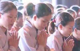 Ninh Bình: Rộn ràng lễ Vu lan báo hiếu tại chùa Bái Đính