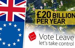 Nhiều nghị sĩ tại Anh 'nói không' với Liên minh châu Âu EU