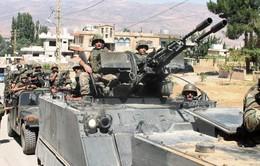 Mỹ gửi lô vũ khí trị giá 25 triệu USD cho Lebanon