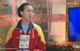 Kiếm thủ Nguyễn Thị Lệ Dung quyết tâm giành thêm Vàng tại SEA Games 28