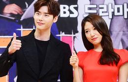 Park Shin Hye và Lee Jong Suk bí mật hẹn hò ở London?