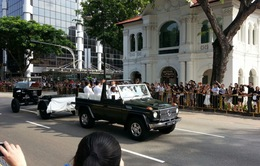 Lễ truy điệu cố Thủ tướng Singapore Lý Quang Diệu