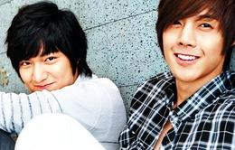 """Lee Min Ho và Kim Hyun Joong rủ nhau """"trốn"""" nhập ngũ"""