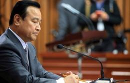 Cựu Thủ tướng Hàn Quốc trả lời chất vấn liên quan tới nghi án nhận hối lộ