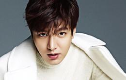 Lee Min Ho tiết lộ tiêu chí chọn vai diễn