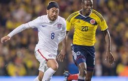 Lee Nguyễn tiếp tục được triệu tập lên tuyển Mỹ
