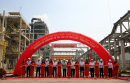 Khánh thành nhà máy sản xuất phân bón DAP số 2 tại Lào Cai