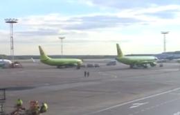 Những lo ngại trước lệnh cấm vận hàng không của Nga