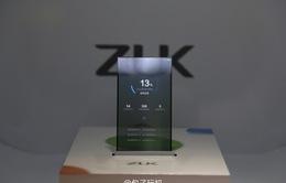 """Lenovo trình làng nguyên mẫu smartphone""""trong suốt"""""""