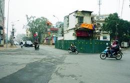 Cưỡng chế thu hồi đất tại dự án tuyến đường Trần Phú - Kim Mã