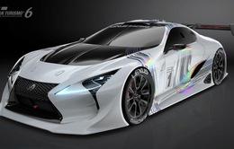 Chiêm ngưỡng thiết kế tuyệt đẹp của Lexus LF-LC GT Vision Gran Turismo