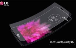 """LG G Flex 2: Tự """"làm lành"""" vết xước trong… 10 giây"""