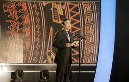 Diễn văn khai mạc LHTHTQ lần thứ 35 của ông Phạm Việt Tiến - Phó TGĐ Đài THVN, Chủ tịch LHTHTQ