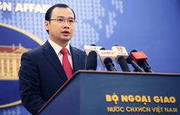 Việt Nam hoan nghênh thỏa thuận Paris được thông qua