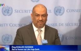 Hội đồng Bảo an LHQ thông qua nghị quyết về tình hình Yemen