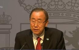 Tổng Thư ký LHQ kêu gọi giải quyết khủng hoảng Syria