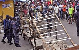 Liberia mở cửa biên giới trở lại sau dịch bệnh Ebola