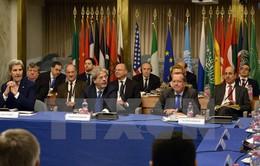 Hội nghị quốc tế về Libya kêu gọi các bên ngừng bắn
