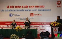 B.Bình Dương chạm trán SXKT Cần Thơ trận mở màn V.League 2016