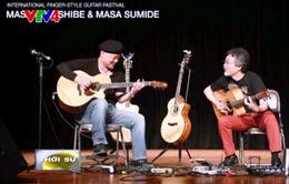 Ấn tượng Liên hoan Guitar quốc tế dòng Fingerstyle tại Việt Nam