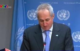 Liên Hợp Quốc mở cuộc điều tra nội bộ sau bê bối nhận hối lộ