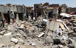 Liên quân Arab kết thúc chiến dịch không kích phiến quân Houthi