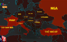 Các vụ đáp trả của khủng bố xảy ra liên tục tại châu Âu