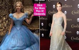 Sao Cinderella tức tối vì bị tố photoshop vòng 2