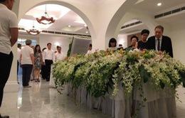 Người dân Singapore nghẹn ngào viếng cựu Thủ tướngLý Quang Diệu