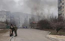 Xung đột tiếp tục leo thang ở miền Đông Ukraine