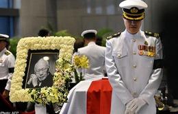 Người dân Singapore tiễn biệt cố Thủ tướng Lý Quang Diệu