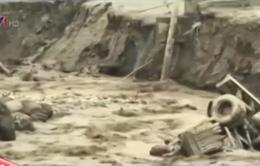 Kazakhstan: Hàng trăm người phải đi sơ tán do lở bùn