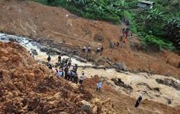 Indonesia: Sạt lở đất, ít nhất 12 người thiệt mạng