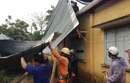 Lâm Đồng: Lốc xoáy gây thiệt hại nặng cho người dân