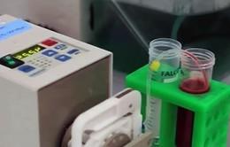 Lọc máu bằng… protein