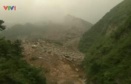 Lở đất tại Trung Quốc, 26 người mất tích