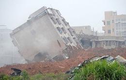 Vụ lở đất ở Trung Quốc qua các con số chấn động