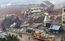 Trung Quốc nỗ lực cứu hộ các nạn nhân vụ lở đất tại Thâm Quyến