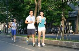 Chạy bộ - Môn thể thao ít tốn kém, tốt sức khỏe