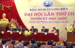 """""""Xây dựng quận Long Biên thành nơi có môi trường sống hấp dẫn"""""""