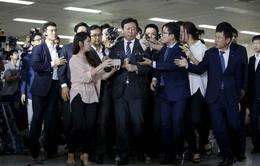 Chủ tịch Tập đoàn Lotte bị loại khỏi Ban điều hành
