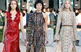 Louis Vuitton đưa vẻ đẹp Trung cổ vào BST thời trang mới