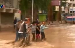 Chile: Lũ lụt làm 7 người thiệt mạng
