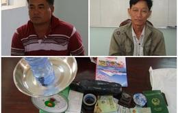 Tây Ninh: Bắt 2 đối tượng lừa đảo bán đá thiên thạch
